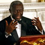 Kufuor's government leased land to foreigners without parliamentary approval