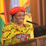 Nana Konadu submits nomination forms