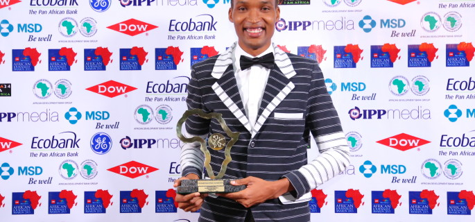 African journalist of the year