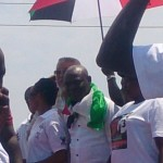 Rawlings storms Zanetor's campaign launch