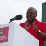 Let's Speak Of Achievements, Not What We Lack - Prez Mahama