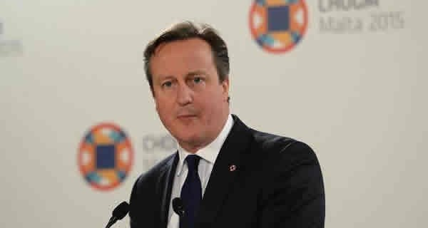 UK PM, David Cameron