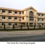 Cost of healthcare to shoot up at Korle Bu