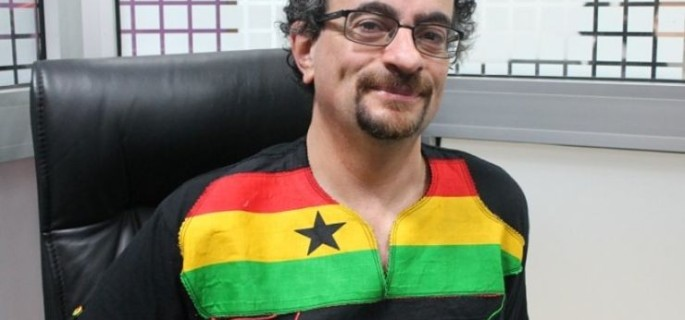 British High Commissioner to Ghana, Jon Benjamin
