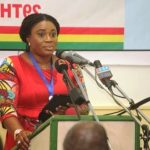 Charlotte Osei promises 'world-class' elections on December 7