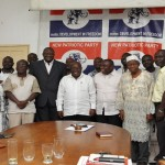 NPP camps elections hackers outside Accra