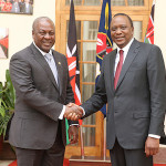 Kenya's President to grace Ghana's 59th Ind. Celebration