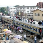 We'll strike until we are paid - Railway workers