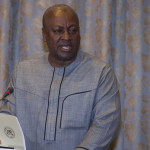 Mahama to present State of the Nation Address next week