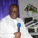 Akufo Addo choses Tonga Over Party Constitution