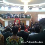 Parliament reconvenes for the last time before election