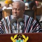 Counsel students to accept tech. education - Mahama
