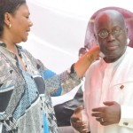 Have confidence in my husband – Mrs Akufo-Addo