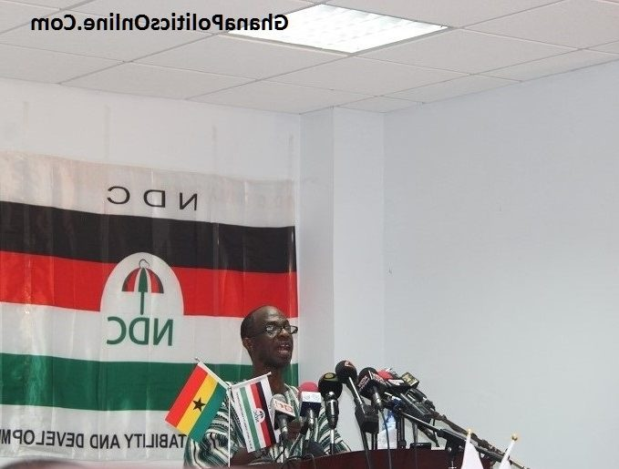 NDC  Counter Press Conference #TheRealSONA – Pictures