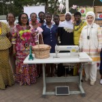 Turkish First Lady lauds Mrs Mahama For Helping Underprivileged in Society