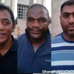 SA ex-Police officers 'traumatized' over Ghana experience