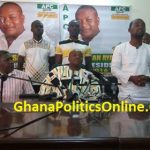 ALL PEOPLE'S CONGRESS(APC) GREETS GHANAIAN WORKERS ON MAY DAY