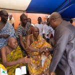 Chiefs of Volta Endorse John Mahama