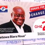 GHC73,900 missing from NPP's Fundraising Account
