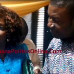Nana Konadu And Nana Akomea Caught In A Video Planning Against Mahama