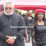 NDC denied me another 8 years - Jerry John Rawlings