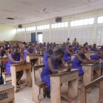 GES expresses satisfaction with the conduct of on-going BECE