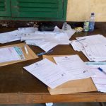 Chaos at Bolga-Poly, electoral materials vandalized