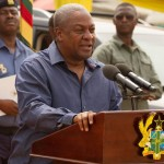 Accounting To The People: President Mahama ends W/R tour