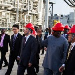 President Mahama inaugurates 2nd phase of Sonon-Asogli Power project