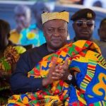 Ghanaians insult me when angry with their wives, husbands - Mahama