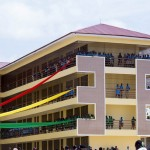 President Mahama inaugurates community day SHS at Agona Abodom