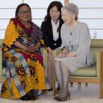 First Lady, Lordina Mahama Addresses Wives of African Heads of Mission in Tokyo