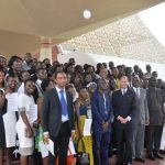 96 young Ghanaians receive 2016 Head of State Awards