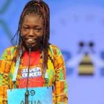 Ghana's Afua Ansah applauded for reaching Scripps National Spelling Bee finals