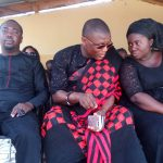 NDC National Executives Attend The One Week Celebration of Late Suhum Organizer