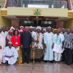 Nanumba Chiefs call on President Mahama