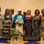 "Ghana's first lady urges OAFLA to ""Persevere to mainstream HIV fight"""