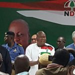 I will win the elections one-touch - John Mahama