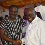Photo: When Prophet Emmanuel Badu kobi Met Akufo -Addo