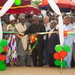 President Mahama Officially Opens Newly Constructed Burma Camp-Airport