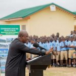 MAHAMA HAS COMMISSIONED TEN SCHOOLS, NOT FIVE - #iChooseJM Tells Akufo Addo