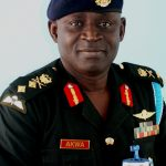 Major General Obed Boamah Akwa appointed Chief of Army Staff