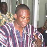 Oti Bless apologises to Chief Justice