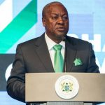 President Mahama attends 6th Tokyo International Conference