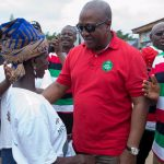 Infrastructural development under me 'unprecedented' –President John Mahama