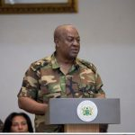 President Mahama increases peacekeeping allowance from $31 to $35