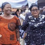 Final Funeral Rites Held For President Mahama's Mum (Pictures, Videos etc)