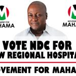 Movement for Mahama confirms support for NDC Election campaign