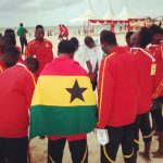Ghana Black Sharks thank all for their support