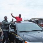 President Mahama Ends Central Region Campaign Tour